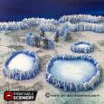 Printable Scenery Ice Pits