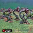 Printable Scenery Ravenous Hunters