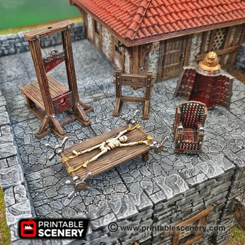 Torture Tools Scenery